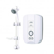 JOVEN Water Heater with Pump ,White Color 880P (WHITE)