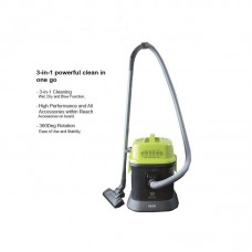 ELECTROLUX Bagless Vacuum Cleaner(1400W)  (3 In 1 Cleaning (Wet/Dry/Blow)